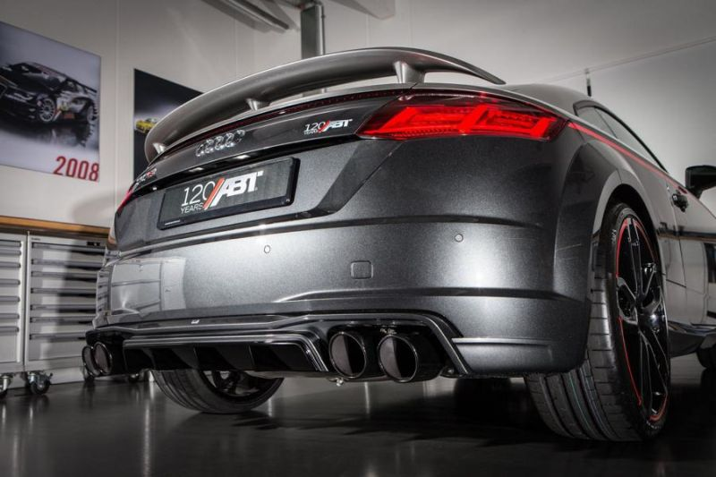 120 YEARS-Edition Audi TT & TTs ABT Sportsline GmbH Tuning 370PS 10