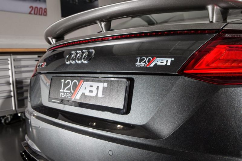 120 YEARS-Edition Audi TT & TTs ABT Sportsline GmbH Tuning 370PS 12