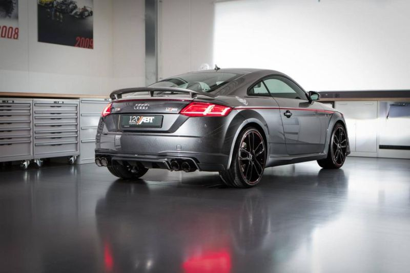 120 YEARS-Edition Audi TT & TTs ABT Sportsline GmbH Tuning 370PS 2