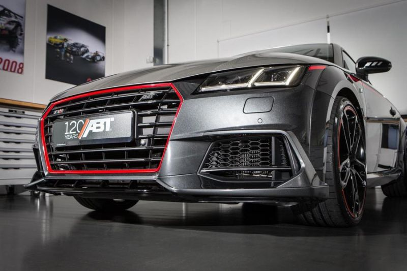 120 YEARS-Edition Audi TT & TTs ABT Sportsline GmbH Tuning 370PS 3