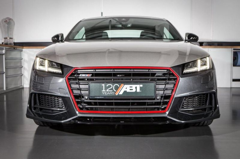 120 YEARS-Edition Audi TT & TTs ABT Sportsline GmbH Tuning 370PS 5