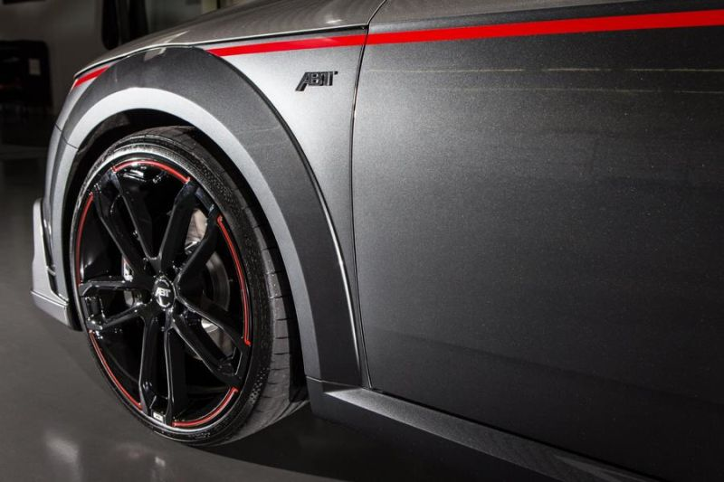 120 YEARS-Edition Audi TT & TTs ABT Sportsline GmbH Tuning 370PS 8