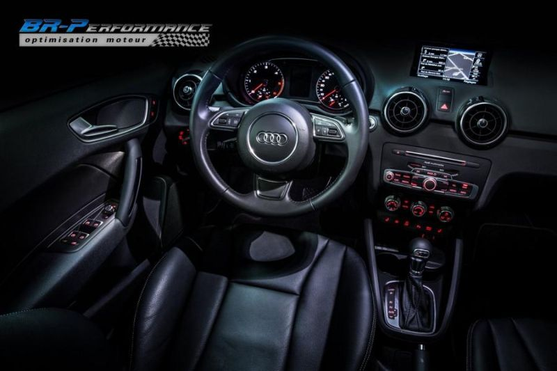 147PS 2016er Audi A1 1.6 TDI CR Chiptuning BR Performance Paris 6 147PS im 2016er Audi A1 1.6 TDI CR von BR Performance Paris