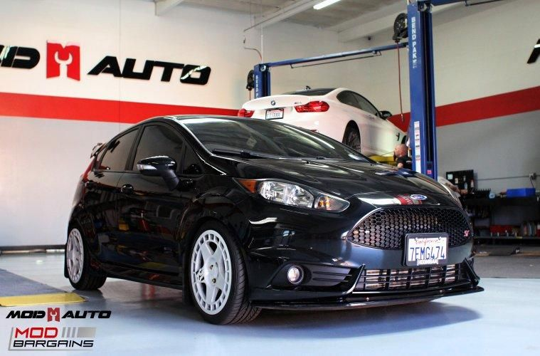 17 Zoll Fifteen52 Alu's KW V3 Tuning Ford Fiesta ST Modbargains 1 17 Zoll Fifteen52 Alu's und KW V3 im Ford Fiesta ST by MB