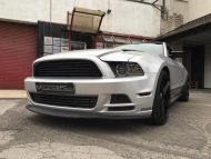20 Zoll mbDesign KV1 Alu's Ford Mustang Tuning by ML Concept 2 190x143 20 Zoll mbDesign KV1 Alu's am Ford Mustang von ML Concept