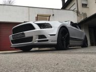 20 Zoll mbDesign KV1 Alu's Ford Mustang Tuning by ML Concept 3 190x143 20 Zoll mbDesign KV1 Alu's am Ford Mustang von ML Concept