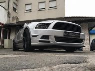 20 Zoll mbDesign KV1 Alu's Ford Mustang Tuning by ML Concept 4 190x143 20 Zoll mbDesign KV1 Alu's am Ford Mustang von ML Concept