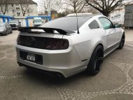 20 Zoll mbDesign KV1 Alu's Ford Mustang Tuning by ML Concept 6 190x143 20 Zoll mbDesign KV1 Alu's am Ford Mustang von ML Concept