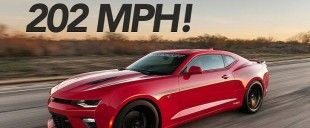2016 Hennessey Performance Chevrolet Camaro SS HPE750 e1457589099361 310x128 Video: 2016 Hennessey Performance Chevrolet Camaro SS HPE750