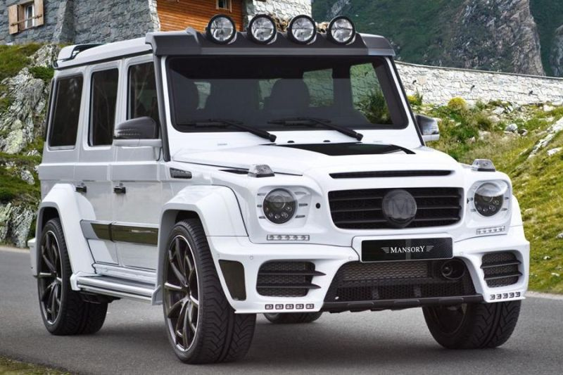 mansory lifet das monster 2016er mansory gronos g63 amg magazin. Black Bedroom Furniture Sets. Home Design Ideas