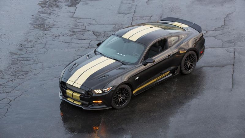 2016er Shelby GT-H Ford Mustang Tuning 3