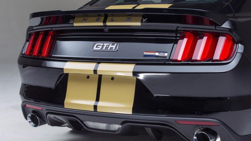 2016er Shelby GT-H Ford Mustang Tuning 9