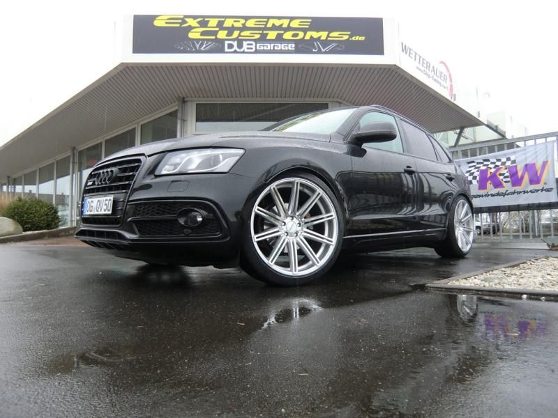 22 Zoll Vossen CV4 Alu%E2%80%99s Audi Q5 Extreme Customs Germany Tuning 1 22 Zoll Vossen CV4 Alu's am Audi Q5 von Extreme Customs Germany