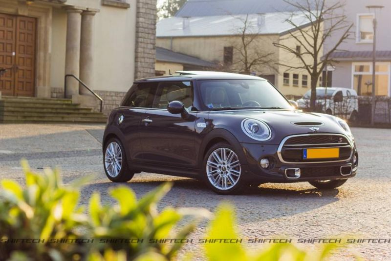 222PS 460NM Mini Cooper SD Chiptuning ShifTech Luxembourg 1 222PS & 460NM im Mini Cooper SD von ShifTech Luxembourg