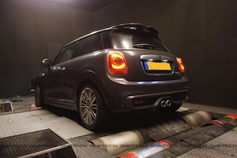 222PS 460NM Mini Cooper SD Chiptuning ShifTech Luxembourg 3 222PS & 460NM im Mini Cooper SD von ShifTech Luxembourg