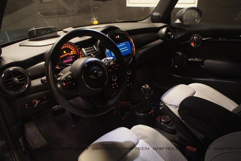 222PS & 460NM Mini Cooper SD Chiptuning ShifTech Luxembourg 4