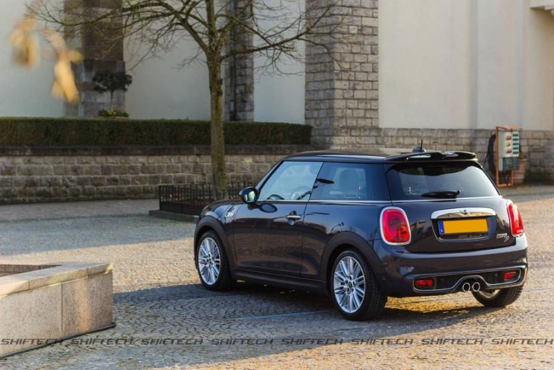 222PS & 460NM Mini Cooper SD Chiptuning ShifTech Luxembourg 5