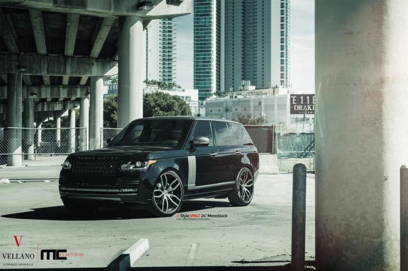 24 Zoll Vellano Forged Wheels VM41 Range Rover Sport 5 Vellano Forged Wheels VM41 am Range Rover Sport