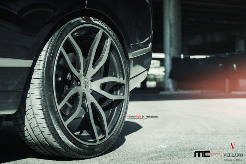 24 Zoll Vellano Forged Wheels VM41 Range Rover Sport 7 Vellano Forged Wheels VM41 am Range Rover Sport
