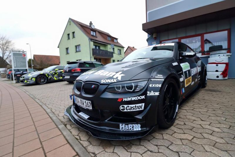 450PS im Aulitzky Tuning BMW E92 M3 Track Tool 1 450PS im Aulitzky Tuning BMW E92 M3 Track Tool