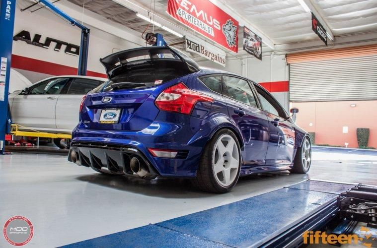 500PS Ford Focus ST TrackSTer Tuning ModBargains 1 Fotostory: 500PS Ford Focus ST TrackSTer von ModBargains