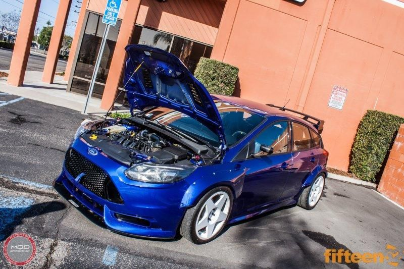 500PS Ford Focus ST TrackSTer Tuning ModBargains 11