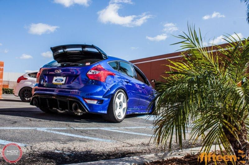 500PS Ford Focus ST TrackSTer Tuning ModBargains 15