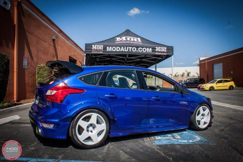 500PS Ford Focus ST TrackSTer Tuning ModBargains 18