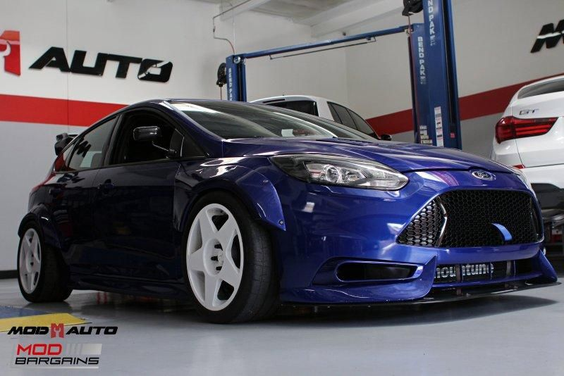 500PS Ford Focus ST TrackSTer Tuning ModBargains 3