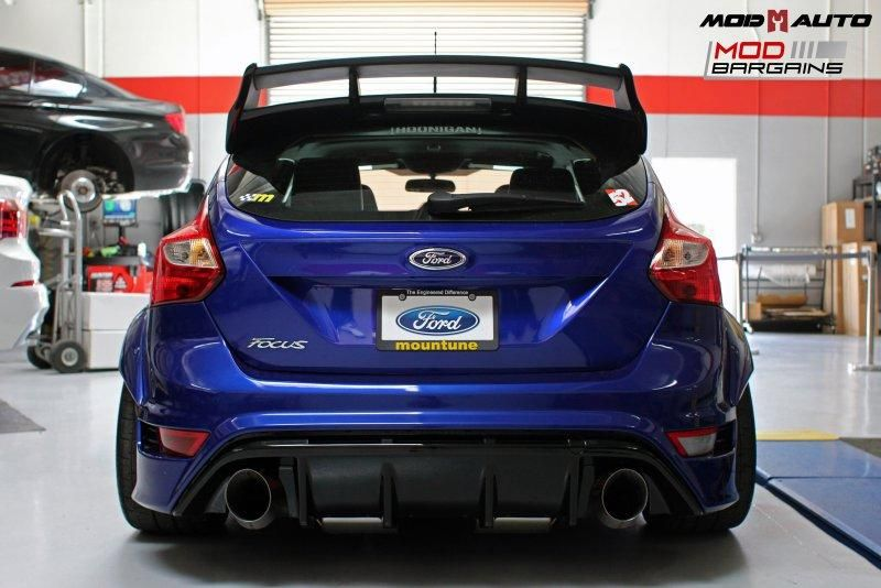 500PS Ford Focus ST TrackSTer Tuning ModBargains 4