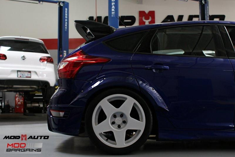 500PS Ford Focus ST TrackSTer Tuning ModBargains 6