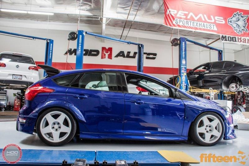 500PS Ford Focus ST TrackSTer Tuning ModBargains 9