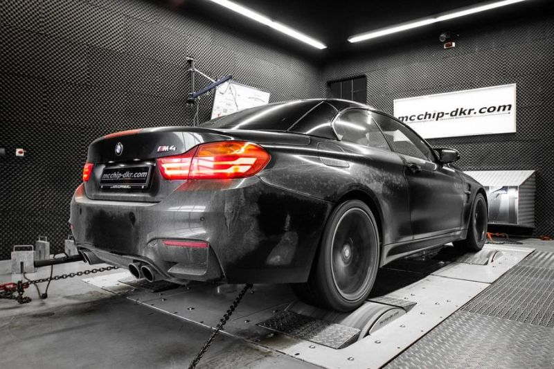 511PS 647Nm Mcchip DKR Chiptuning BMW M4 F83 Cabrio 3 511PS & 647Nm im Mcchip DKR BMW M4 F83 Cabrio