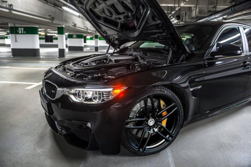 600PS BMW M3 F80 Chiptuning G-Power F82 F83 M4 1