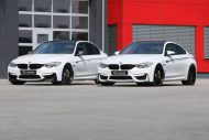 600PS BMW M3 F80 M4 F82 G Power Tuning Chiptuning 4 190x127 Über 320km/h im 600PS BMW M3 F80 von G Power Tuning