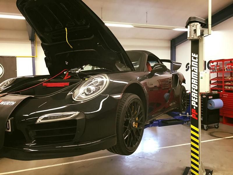 710PS 873Nm PP Performance Porsche 911 997 Turbo S Chiptuning 1 710PS & 873Nm im PP Performance Porsche 911 (997) Turbo S