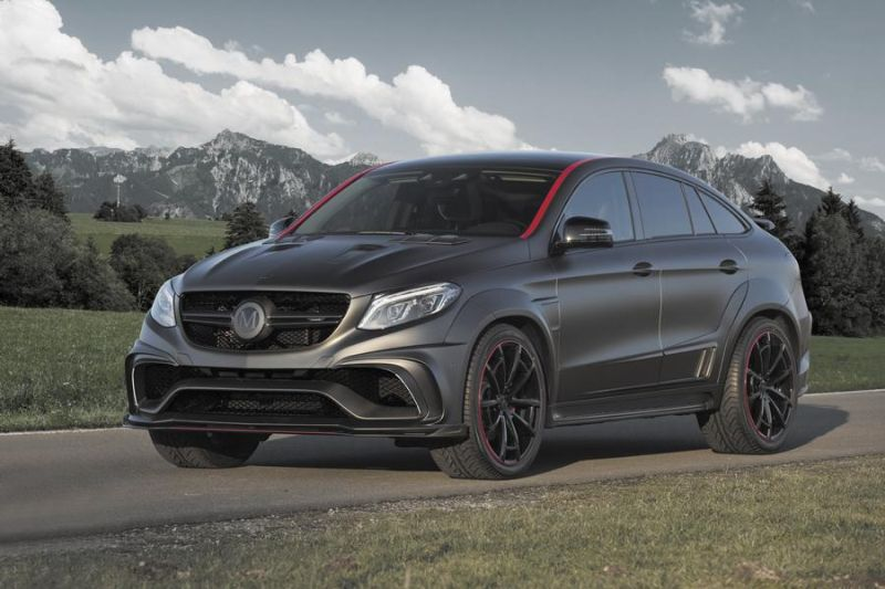 840PS Mansory Mercedes AMG GLE63 Coupe Tuning 1 840PS Mansory Mercedes AMG GLE63 Coupe