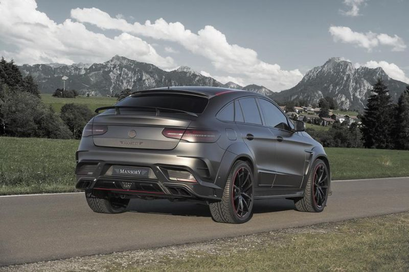 840PS Mansory Mercedes AMG GLE63 Coupe Tuning 2 840PS Mansory Mercedes AMG GLE63 Coupe