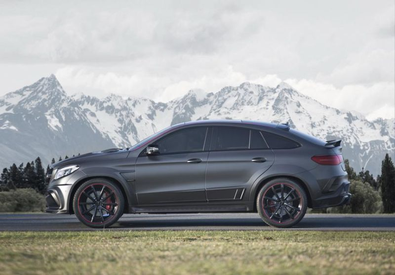 840PS Mansory Mercedes AMG GLE63 Coupe Tuning 3 840PS Mansory Mercedes AMG GLE63 Coupe