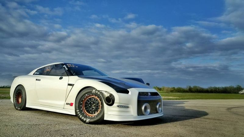 AMS Performance Nissan GT-R Alpha G Tuning 4