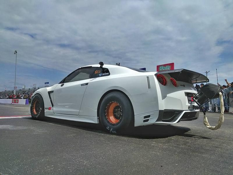 AMS Performance Nissan GT-R Alpha G Tuning 5