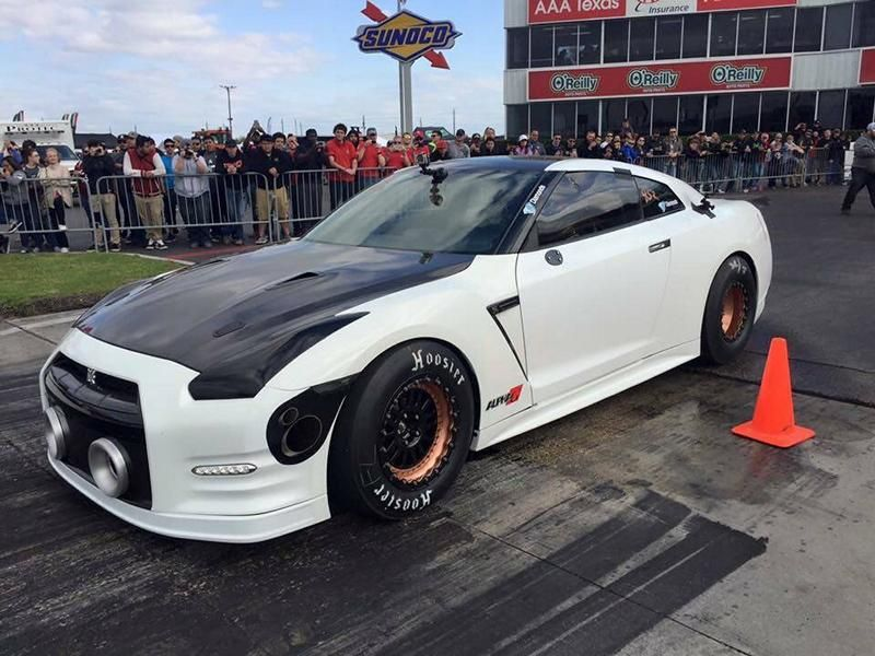 AMS Performance Nissan GT-R Alpha G Tuning 6