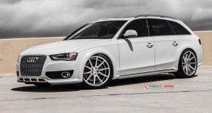 Audi A4 Allroad Vossen Wheels VFS1 Tuning Naples Speed 1 1 e1458847359214 310x165 Gelungene Optik   Audi A4 B8 Allroad auf Audi RS Felgen