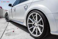 Audi A4 Allroad Vossen Wheels VFS1 Tuning Naples Speed 10 190x127 Damit ins Gelände? Audi A4 Allroad auf Vossen Wheels