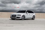 Audi A4 Allroad Vossen Wheels VFS1 Tuning Naples Speed 2 190x127 Damit ins Gelände? Audi A4 Allroad auf Vossen Wheels