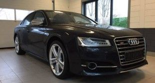 Audi A8 S8 4.0 TFSI 650PS & 850NM Chiptunnig by JD Engineering 1