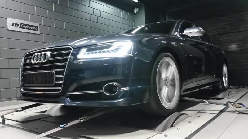 Audi A8 S8 4.0 TFSI 650PS 850NM Chiptunnig by JD Engineering 3 Audi A8 S8 4.0 TFSI mit 650PS & 850NM by JD Engineering