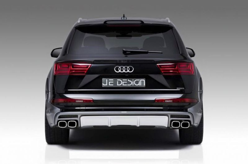 audi q7 4m sq7 s line widebody kit tuning je design 3. Black Bedroom Furniture Sets. Home Design Ideas