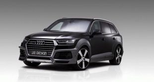 Audi Q7 4M SQ7 S Line WideBody Kit Tuning JE Design 5 1 e1457512567972 310x165 Audi Q7 (4M) S Line WideBody Kit vom Tuner JE Design