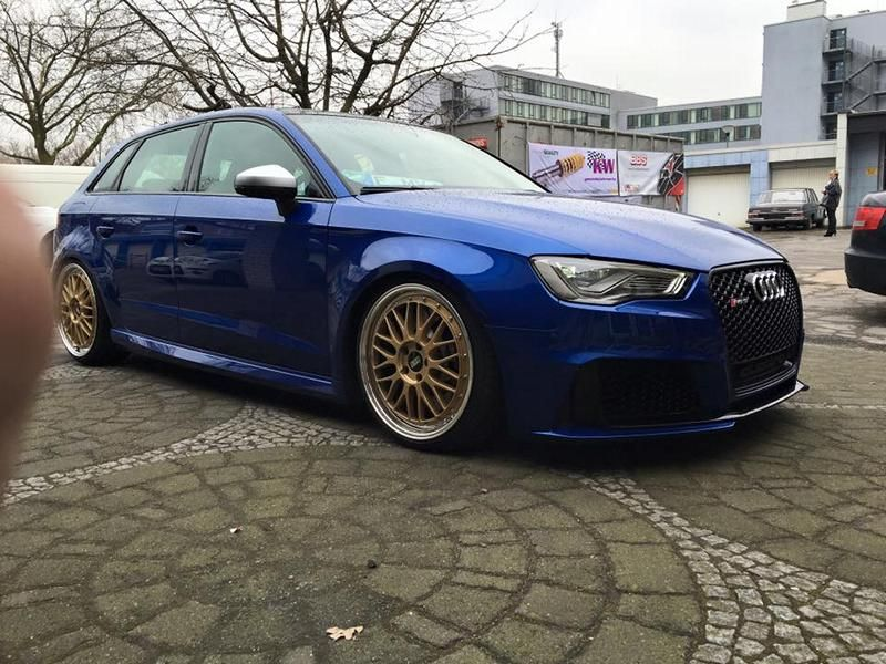 Audi RS3 8V BBS Le Mans Airride Tuning by ML Concept 1